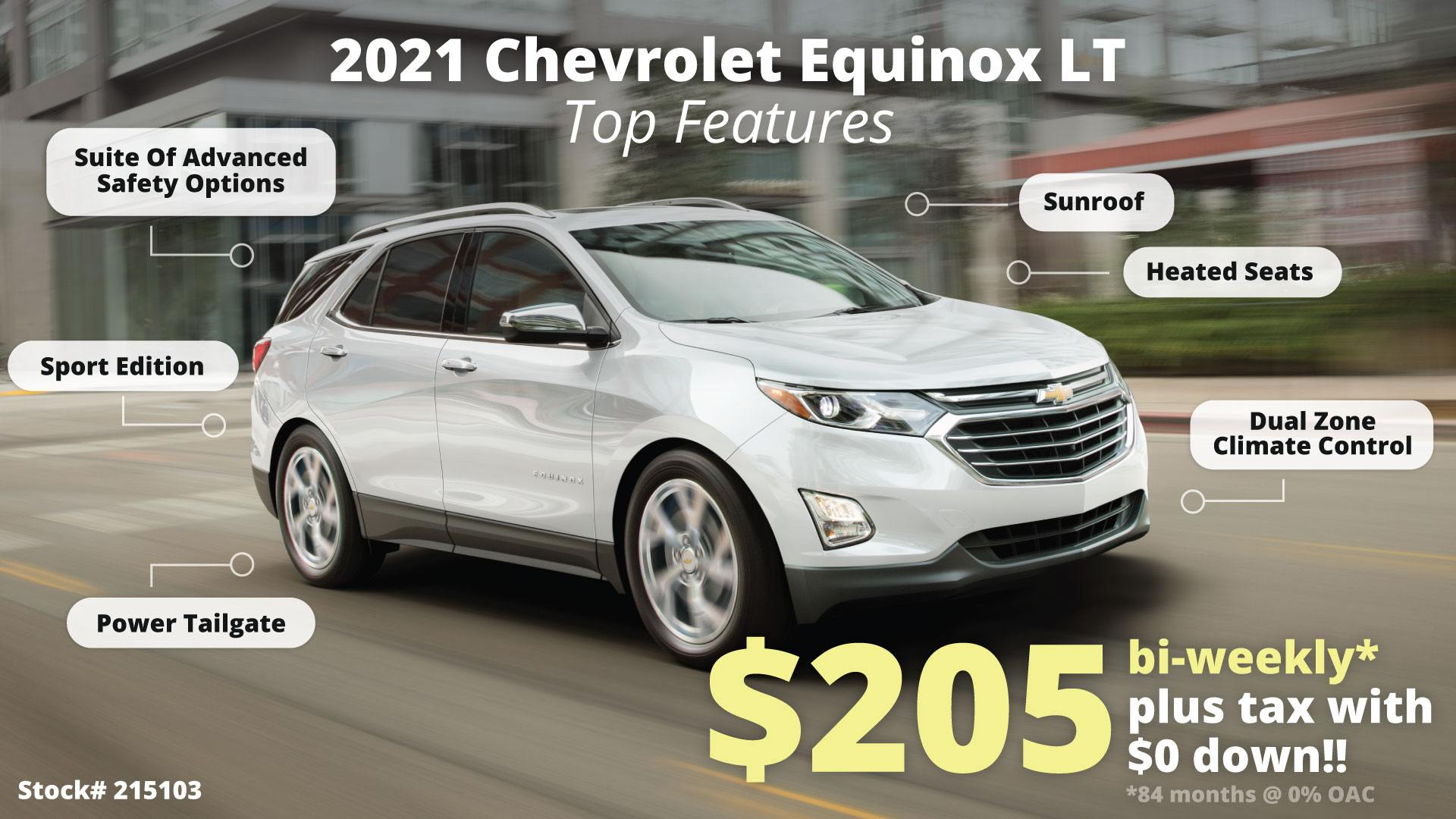 Chevy Equinox Feature