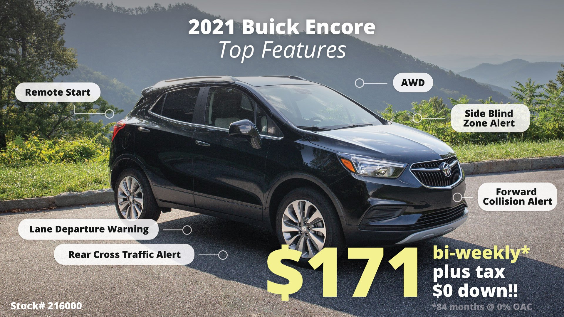 Buick Encore Feature