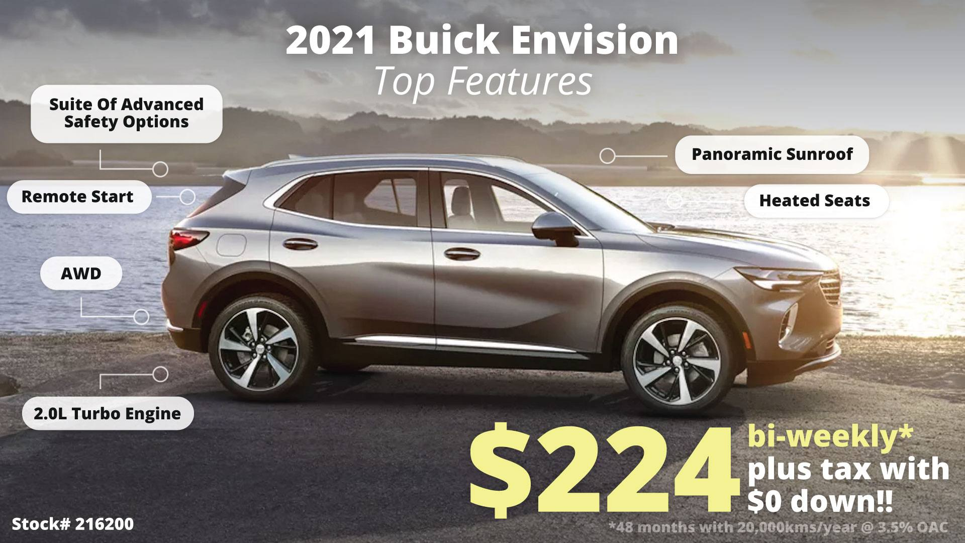 Buick Envision Feature